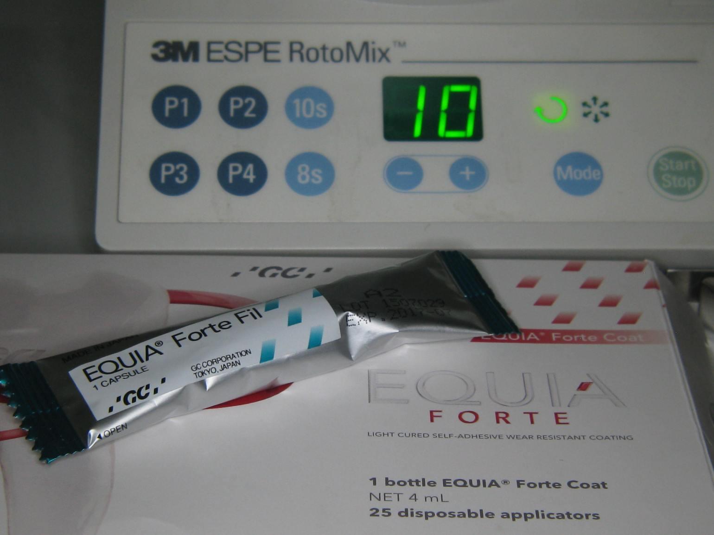 GC Equia Forte A2