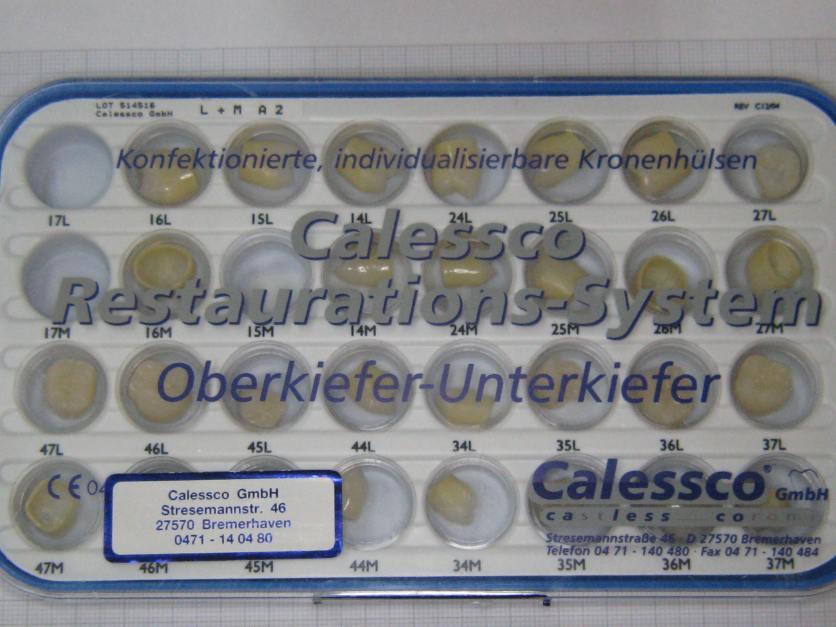 Calessco kronen