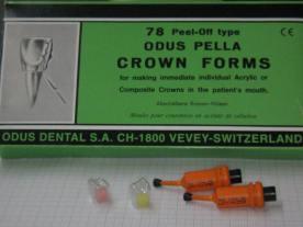 Kroon vorm Odus Dental