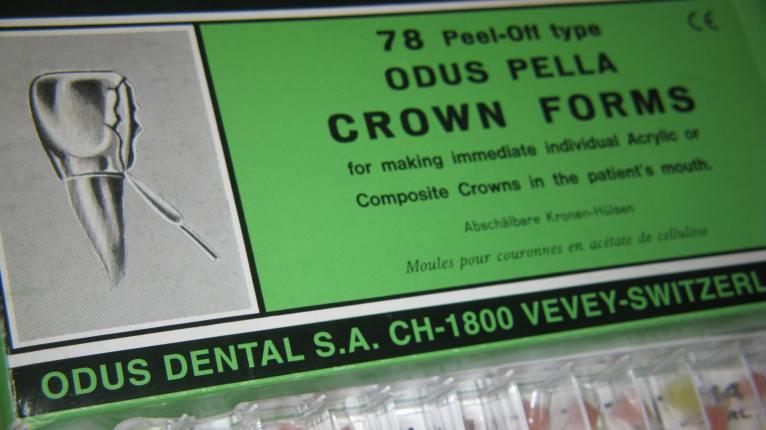 odus-kroonvormen