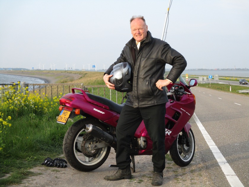 Jacob Brandsma Afsluitdijk